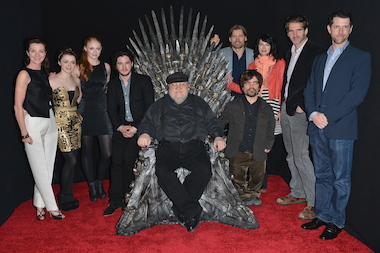 "The Barclays Center will screen the ""Game of Thrones"" premiere on March 20."