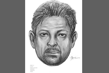 This man is wanted for trying to kidnap an 11-year-old boy on Colden Street and 45th Avenue on March 14, 2014.