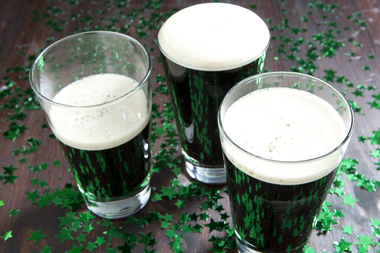 Guinness announced it was dropping sponsorship of Monday's St. Patrick's Day parade.