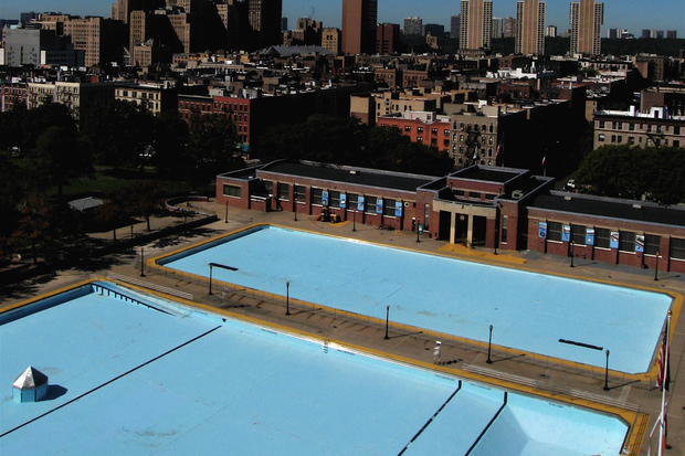 City Revives Plan For Highbridge Park Ice Rink Washington Heights New York