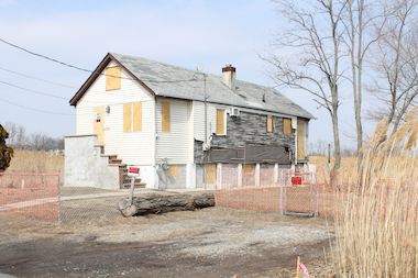 The state expanded their buyout program to Staten Island's Graham Beach. The program offers Superstorm Sandy damaged homeowners market value for their homes to demolish them and turn them into open spaces.
