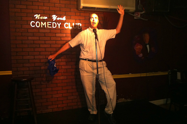 The New York Comedy Club is trying to renew and transfer its liquor license but is facing opposition at Community Board 6.