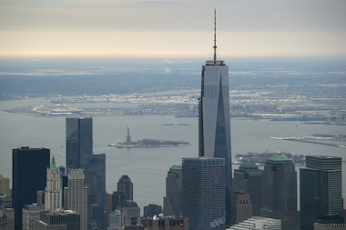 Justin Casquejo, 16, broke into the 104th floor of One World Trade Center, the Port Authority said.