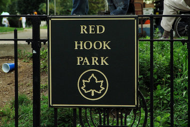 Community Board 6 approved a major renovation project for Red Hook Park's third ball field Feb. 27, 2014. The project is led by Xavier High School.