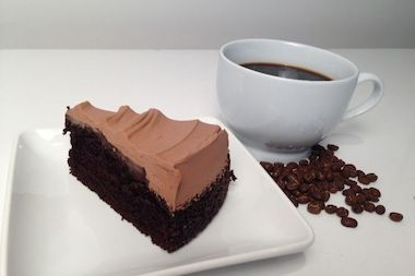 Cakes will be paired with different coffee flavors during an event at Silk Cakes in Forest Hills this weekend.