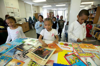 The Reading Team was praised by the West Harlem Development Corporation as a group that used its grant wisely and was able to produce measurable results that would draw the interest of other grant-making organizations.