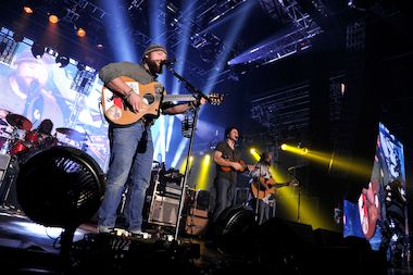 Zac Brown Band is scheduled to perform at the Forest Hills Tennis Stadium on June 21.