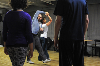 Dance Manhattan is being forced to look for a new space because their rent is doubling at the end of August for their 14,000 square foot space at 39 West 19th Street, owner Elena Iannucci says.