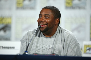 Kenan Thompson has been a cast member on SNL since 2003 and lives in Midtown.