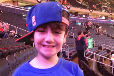 Cooper Stock, 9, was killed while crossing the street on the Upper West Side.