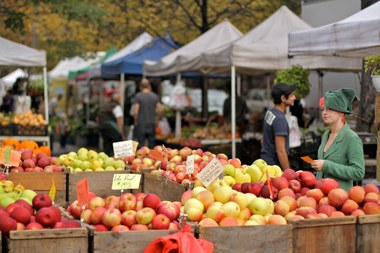 GrowNYC is proposing to expand Fort Greene's greenmarket to give better access to residents living on the north side of the neighborhood.
