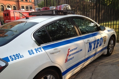 The number of auto thefts has increased from 12 to 27 in Fort Greene and Clinton Hill.