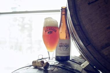 The Jolly Monk will serve Belgian-style brews, including beers from the Allagash Brewing Company.