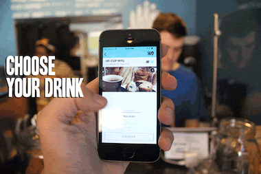 CUPS users can use the subscription app to get free coffee until April 21.