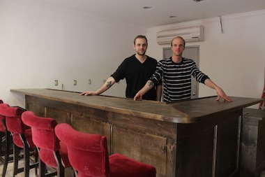 French brothers Alexis and Thibaut Piettre will bring a taste of thier homeland to the Upper East Side.