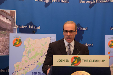 Borough President James Oddo announced a two-hour seminar on how the city's government works for all current and new community board members in the borough. In the future, all new members will be required to take the class, Oddo said.