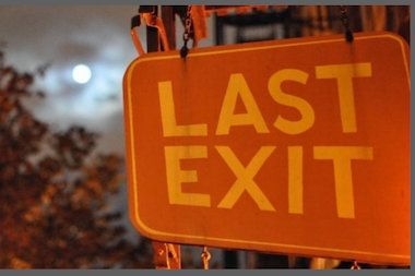 Last Exit Bar, located at 136 Atlantic Ave., will close at the end of April, bar owners announced on Facebook.