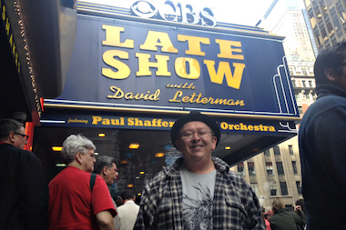Fans like Al Giesler, 44, of Georgetown, Texas, were shocked by Letterman's retirement announcement.