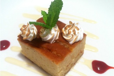 The Mexican-Jewish Passover menu at Toloache Thompson features a matzo brie tres leches cake.
