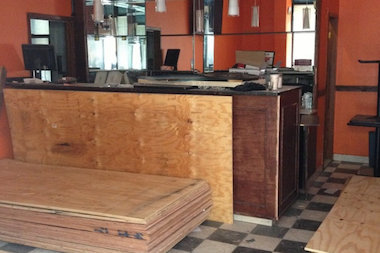 The owners of Norma's are asking for donations to help furnish their future bar, Julia's.