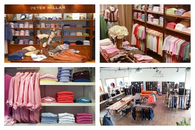 Peter Millar will open its first New York City store at 536 Madison Ave.