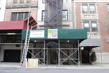 Marianne Rosenberg, the heir of famed art dealer Paul Rosenberg, recently aigned a lease at 19. E. 66th St.