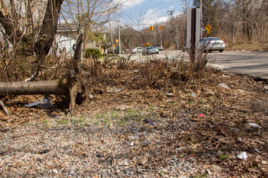 Borough President James Oddo, Staten Island's City Council members and the Chamber of Commerce, announced a six-part plan to help clean the litter off of Staten Island's streets.