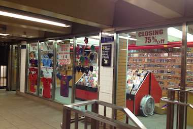 La Villita Records inside the 74th Street station is set to close, according to its owner.