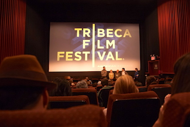 The Tribeca film festivals starts this Wednesday.