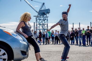 Red Hook Fest, Common Dances and the outdoor summer film series at Valentino Pier are just a few activities in Red Hook this summer.