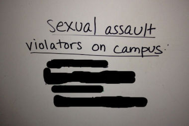 President Lee Bollinger listed a series of new measures the university is taking to better deal with sexual violence on campus.