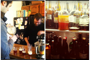 Beer writer Joshua Bernstein will lead a tour of homebrewers on Staten Island on June 7.