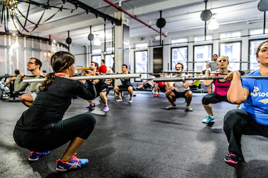 The vibe varies at HIIT gyms around the city