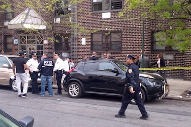 A man was shot at Third Avenue and East 147th Street in The Bronx Wednesday afternoon.