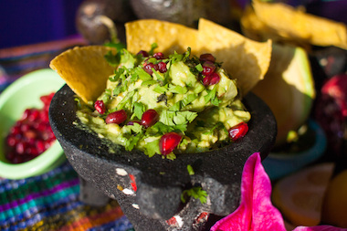 Cook up a five borough feast with Mexicans recipes from restaurants all over the city.