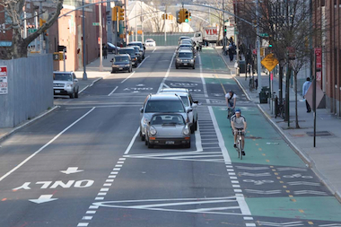 DOT is planning to add new bike lanes in Murray Hill to increase access to the waterfront.