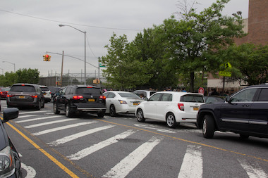 Staten Island's Community Education Council 31 proposed a new resolution to grant school safety agents the ability to issue traffic tickets to curb dangerous double parking near schools.