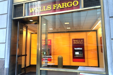 Police arrested box-cutter wielding Amro Abdelhalim, 36, for attempting to rob a man at a Wells Fargo ATM at 75 Broad St.