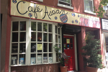 Café Asean was shut down for violations including mice, roaches and flies, records show.