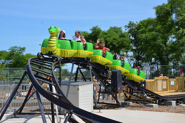 The Fantasy Shore children's amusement park at Midland Beach will open for their first year on Friday, June 27, 2014.