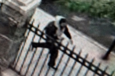 Police released this photo of a man they say groped a woman who was jogging at Southern Boulevard and East Fordham Road Monday evening.