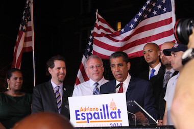 "Rep. Charles Rangel held a slim lead over his main challenger state Sen. Adriano Espaillat in the 13th Congressional District Democratic Primary but Espaillat has refused to concede the race until ""every single vote"" is counted."
