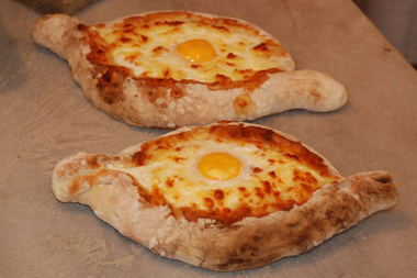 Old Tbilisi will serve an array of khachapuri, a Georgian baked dough and cheese specialty.
