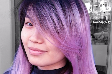 Beauty experts and hair stylists said this time around, pastel hair dyes have a sophisticated appeal.