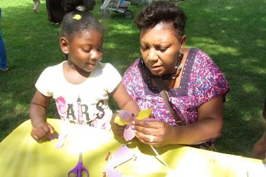 "During Summer Solstice Festival this Saturday, kids will be making ""sun-inspired"" art and crafts."