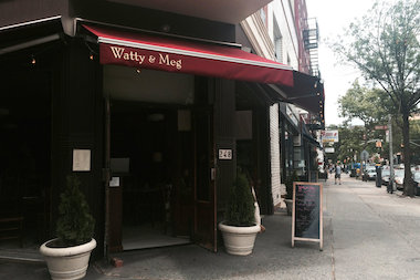 Watty & Meg, located at 248 Court St. in Cobble Hill.