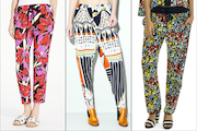 Where You Can Buy the Right Printed Pants for Summer