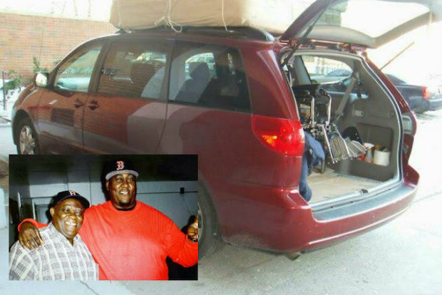 New York Pick Up With Passenger In Car Tlc