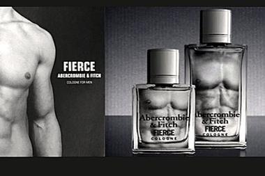"A man was arrested for trying to steal 25 bottles of Abercrombie & Fitch's ""signature scent,"" police said."