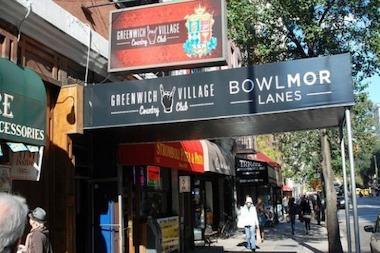The city's oldest bowling alley closed July 7.